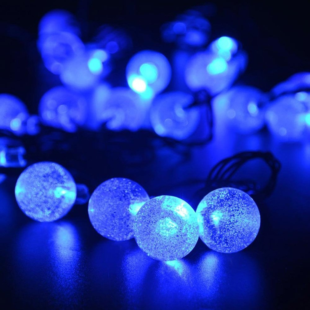Crystal Ball String Lights